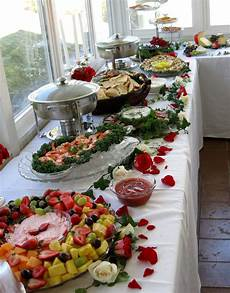 Country Wedding Finger Foods