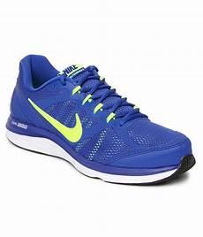 nike dual fusion run 3 msl blue sport shoes buy nike