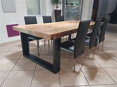 table salle a manger style industriel table salle manger industriel