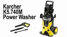 karcher k5 740m power washer