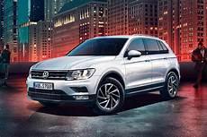 Le Suv Tiguan De Volkswagen Soffre Une Serie Speciale Sound
