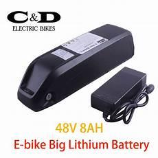 aliexpress buy e bike ebike battery 48v 8ah big