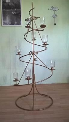 metall weihnachtsbaum mit teelichtern weihnachtsbaum metall kaufen gebraucht und g 252 nstig