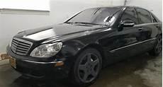 2003 Mercedes S600 V12 Turbo Deadclutch