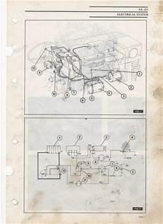 wire diagram for mf180 massey harris massey ferguson