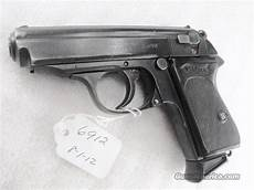 waffenamt sts walther 32 acp ppk world war ii german army is for sale