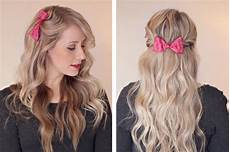 hairstyles with a bow 32 adorable hairstyles with bows style motivation