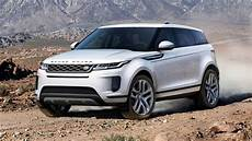 2020 range rover evoque debuts all new design mild hybrid