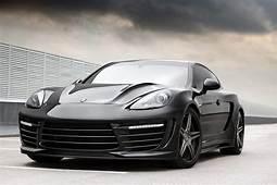 2011 TopCar Porsche Panamera Stingray GTR Review Specs