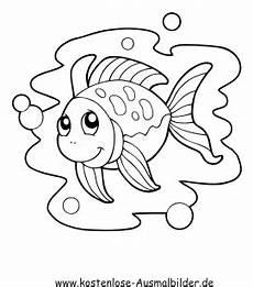 ausmalbilder fisch im wasser 1 tiere zum ausmalen