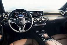 Mercedes A Klasse 2018 W177 Innenraum Erste Bilder