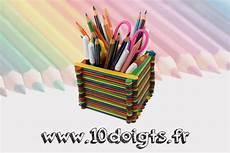 batonnet bois loisirs créatifs pot 224 crayons en b 226 tonnets activit 233 s enfantines