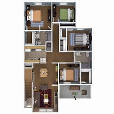 4 bedroom apartment house floor apartments in indianapolis floor plans