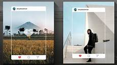 Cara Edit Foto Ala Instagram Post Di Picsart Android Ios