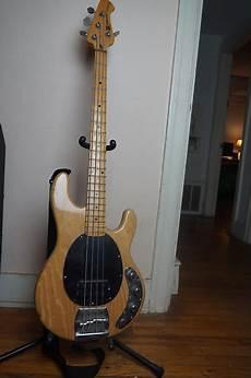 Stingray Jazz Bass 1983 Pre Ernie Reverb