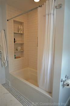 Tranquil Bathroom Ideas Tranquil Basketweave Bathroom Traditional Bathroom