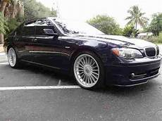 how cars engines work 2007 bmw alpina b7 lane departure warning sell used 2007 bmw 7 series alpina b7 south florida trade 100 clean carfax in fort lauderdale