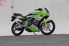 Ssr Modif by Kawasaki Kr150 Modifikasi Ssr Siap Digeber Di