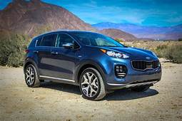 2017 Kia Sportage Release Date Price And Specs Roadshow