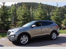 2013 Hyundai Santa Fe Sport Review