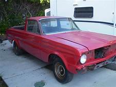 1964 Ford Falcon Ranchero Sale