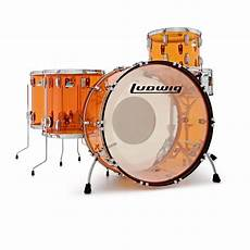 Ludwig Vistalite Zep Set 26 Quot 5pc Shell Pack With