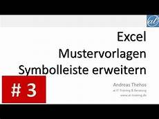 excel vorlagen 3 symbole f 252 r den schnellzugriff in