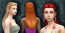 custom content hair sims 4 the sims 4 custom content absolution hair