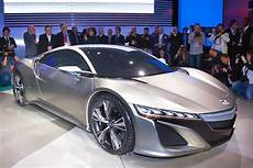 neuer honda nsx neuer honda nsx der acura nsx concept steht in detroit heise autos
