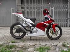 Modifikasi Jupiter Mx 135 Standar by Motor Jupiter Mx Modifikasi Standar Thecitycyclist
