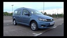 caddy maxi 2016 2016 volkswagen caddy maxi 2 0 tdi 102 start up and