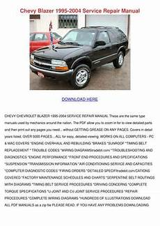 small engine repair manuals free download 2004 chevrolet trailblazer seat position control chevy blazer 1995 2004 service repair manual by feliciadailey issuu