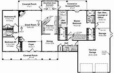 2100 square foot house plans southern style house plan 3 beds 3 baths 2100 sq ft plan