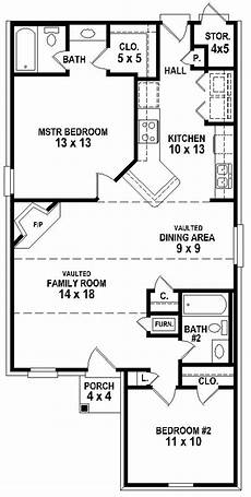 2br house plans 3br 2ba house plans plougonver com