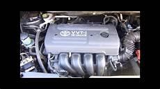 2007 toyota verso 1 8 vvti engine