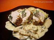 Filet Mignon De Porc 224 La Cr 232 Me D Amandes Recette Ptitchef