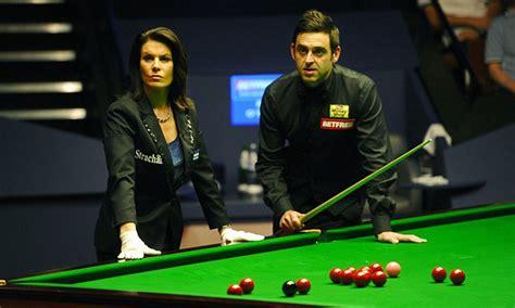 Women Snooker Refs