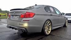 700hp bmw m5 f10 bimmer tuning loud revs drag racing