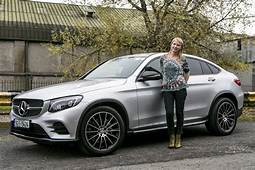 Mercedes Benz GLC Coupe  Wheels For Women