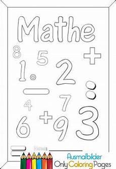 ausmalbilder mathematik kostenlos math geometry math