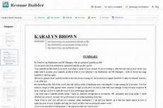 resume format resume sles linkedin