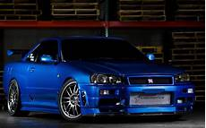 nissan skyline gtr r34 fast and furious wallpapers