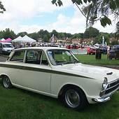 1965 Lotus Cortina Mk1 Original A Frame Car For Sale