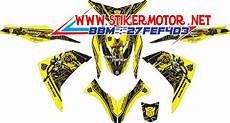 Mio M3 Modif Stiker by Modifikasi Stiker Mio M3 Modifikasi Motor Kawasaki Honda