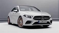gamme mercedes classe a 2019 mercedes a class sedan edition 1 top speed