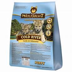 Wolfsblut Trockenfutter Junior - wolfsblut cold river puppy 15 kg