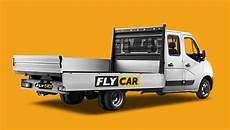 Location Camion Plateau Ridelles Fly Car
