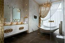 White And Gold Home Decor Ideas by Gold White Bathroom Decor Interior Design Ideas