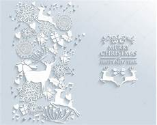 white merry christmas and happy new year winter greeting card stock vector 169 cienpies 37404009