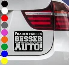 sticker fürs auto wd autoaufkleber frauen fahren besser auto tuning